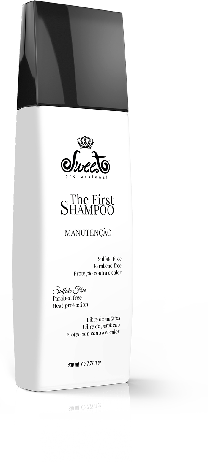 The First Maintenance shampoo